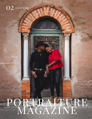 Portraiture Magazine Issue no. 2