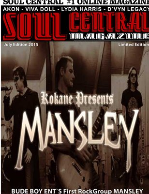 Soul Central Magazine July Edition 2015 Limited Editionation