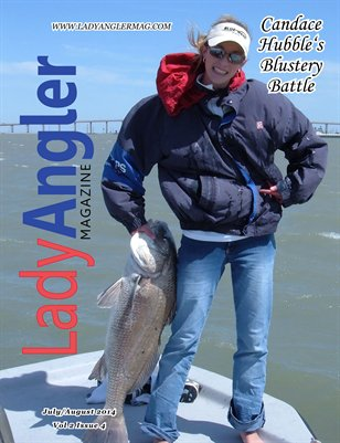 Lady Angler Magazine July Aug 2014