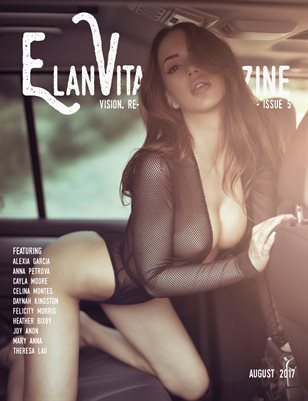 Elan Vital Magazine Issue 5