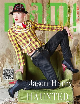 MAMi Magazine Haunted Holiday Issue ft Jason Harry