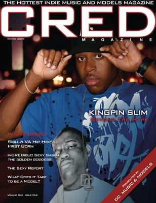CRED - The DMV Issue Volume1 ft KingPen Slim