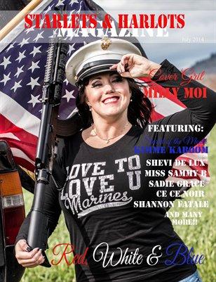 Starlets And Harlots Magazine