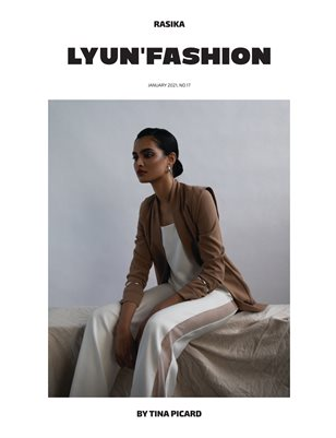 LYUN FASHION ISSUE No.17 (VOL No.1)