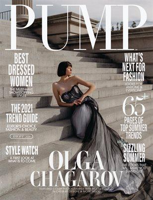 PUMP Magazine | The Editor's Choice Style Edition | Vol.2