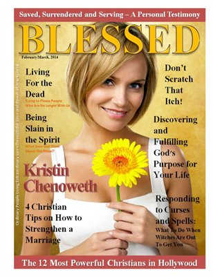 Blessed Magazine Feb/March, 2014