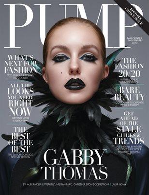Pump Magazine | The Fashion & Style Issue | Vol.2