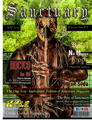 Sanctuary Magazine Anniversary Edition #15