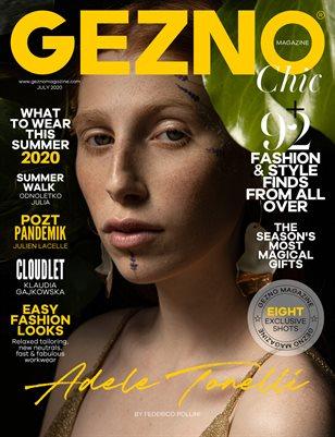 GEZNO Magazine July 2020 Issue #11