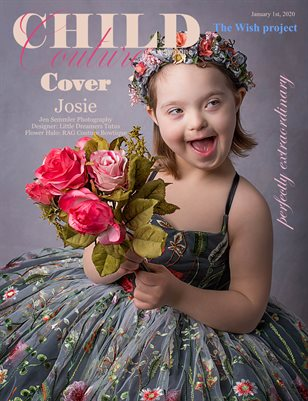 Child Couture magazine The Wish Project January 1st, 2020