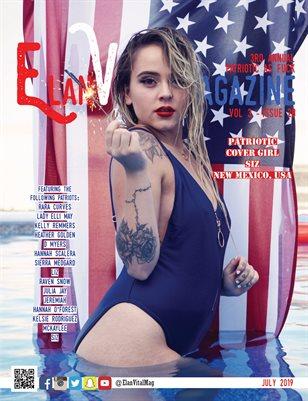 EVM3 July 2019 Siz Cover