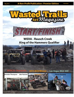 Wasted Trails 4x4 Magazine