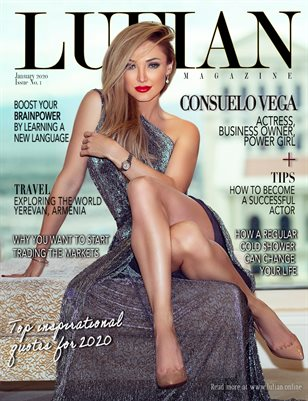 Lufian Magazine January Issue 2020