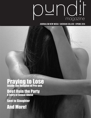 Pundit - Issue 6