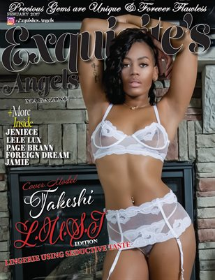Exquisite's Angels Exclusive L.U.S.T Issue