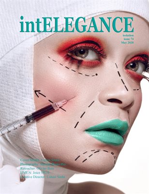 intEelgance magazine issue 74 - May 2020 isolation