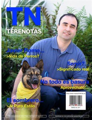 48 Javier Romo... Vida de Perros?