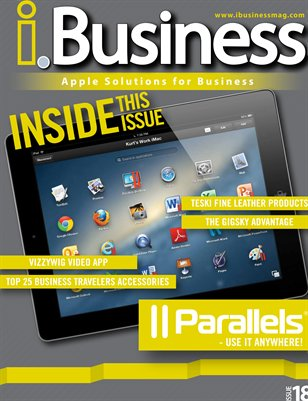 i.Business Magazine Issue #18