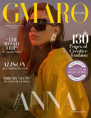 GMARO Magazine July 2019 Issue #04