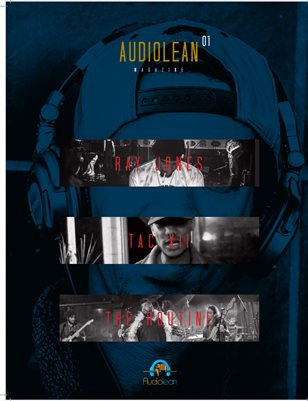 Audiolean Magazine: Issue 1