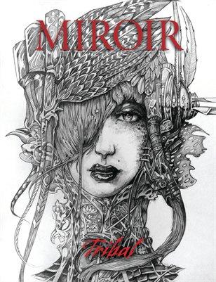 MIROIR MAGAZINE • Tribal • Jeremy Beswick