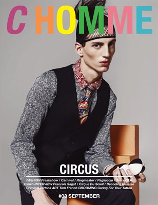 C HOMME #03 (COVER 8)