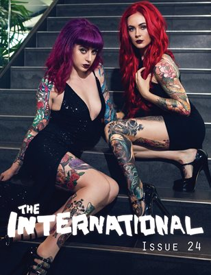 The International Magazine - Issue 24