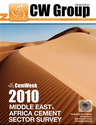 CemWeek's 2010 Africa & Middle East Survey