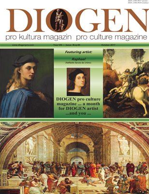 DIOGEN pro culture magazine No 80 October 2017