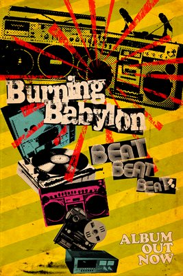 Beat Beat Beat Promo Poster