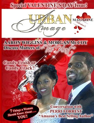 Urban Image Magazine Valentine's Day Issue 2014