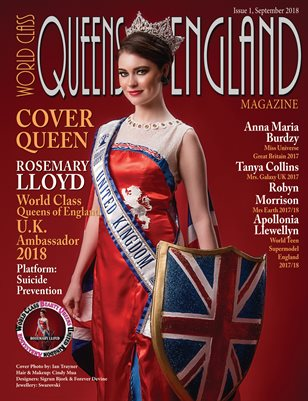 World Class Queens of England Magazine