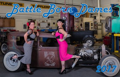 Battle Born Dames IAM