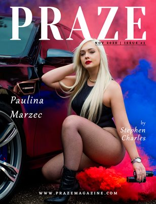 PRAZE Magazine | Nov 2020 - Issue #1