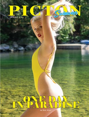 Picton Magazine OCTOBER  2019 N314 Swimwear