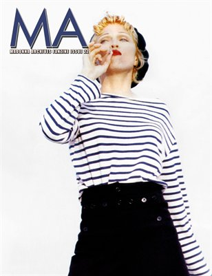 Madonna Archives Fanzine Issue 22