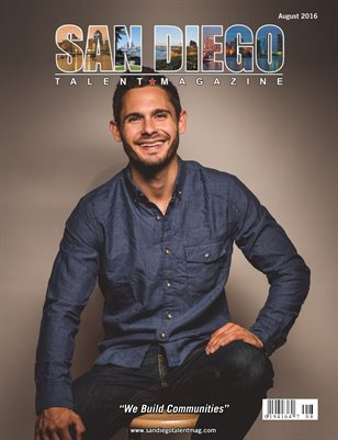 San Diego Talent Magazine August 2016 Edition
