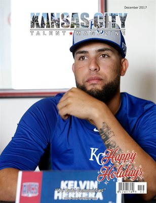 Kansas City Talent Magazine December 2017 Edition
