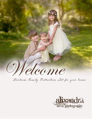 Alixandra Art & Photography Welcome Guide