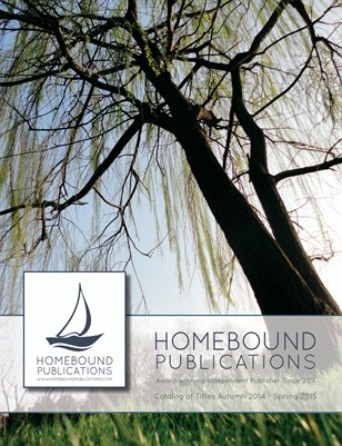 Homebound Publications Catalog Autumn 2014 - Spring 2015