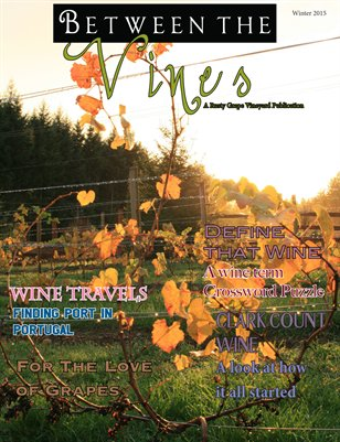 Between the vines Winter 2015