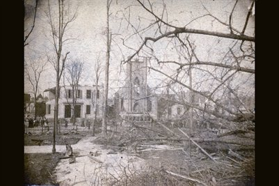 No.3 1890 Tornado hits Louisville, Kentucky