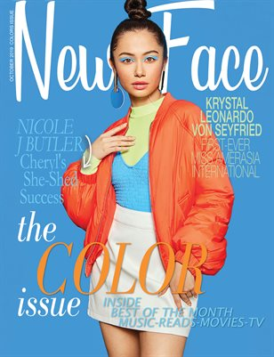 New Face Fashion Magazine - Issue 34, October '19