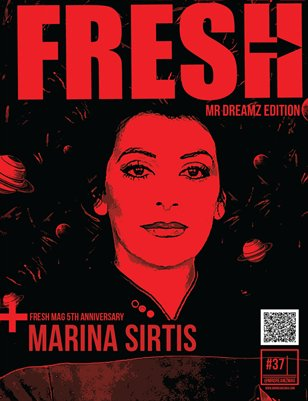 Mr Dreamz Fresh Edition Marina Sirtis