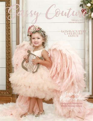 Sassy Couture February Issue