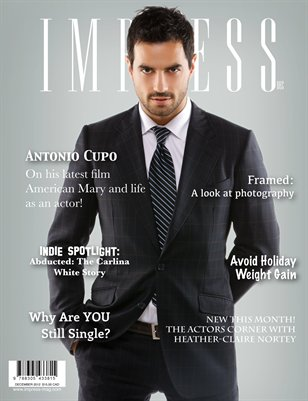 Impress Magazine Issue 4 Volume 1
