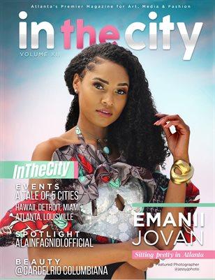 In The City Magazine Vol.12