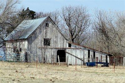 Elgin Oklahoma Barn