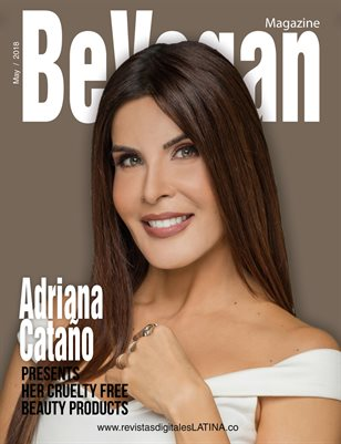 BeVegan Magazine - May 2018 - Nº2