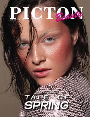 Picton Magazine May 2019 Beauty N96 Cover 1
